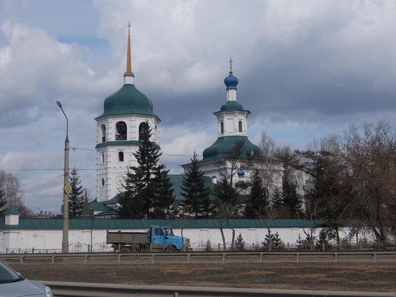 Иркутск - Знаменский собор
