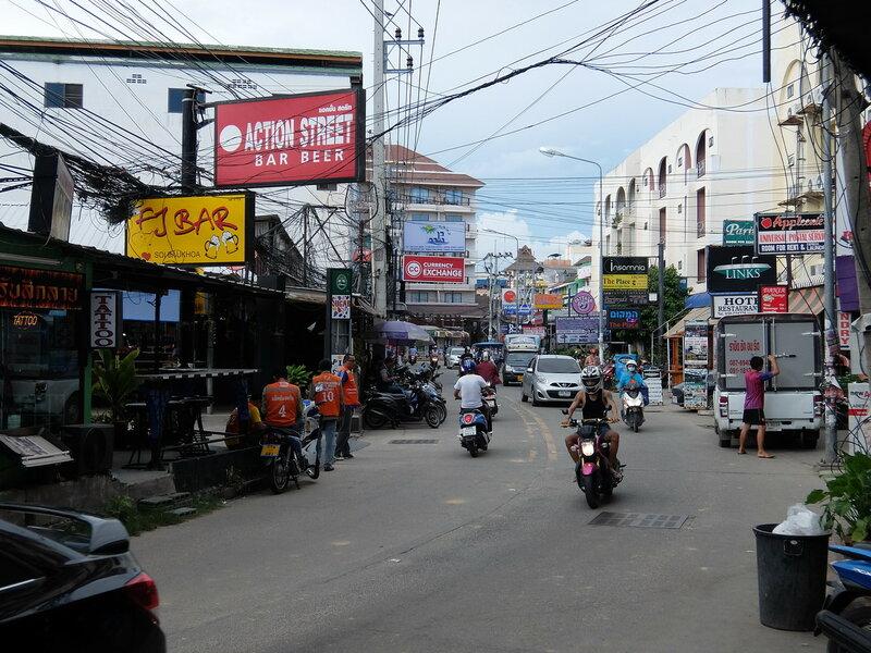 Паттайя - Улица Буахао
