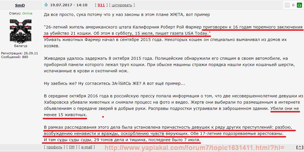 Про законы и суды в США и в России