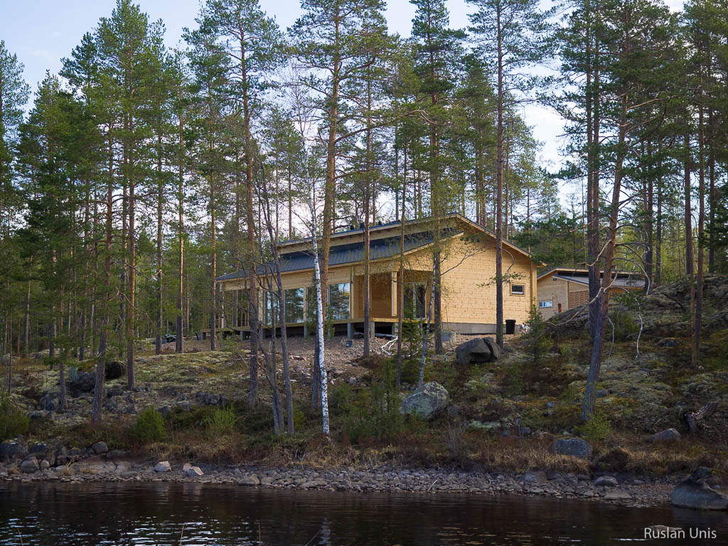 Дача в Финляндии