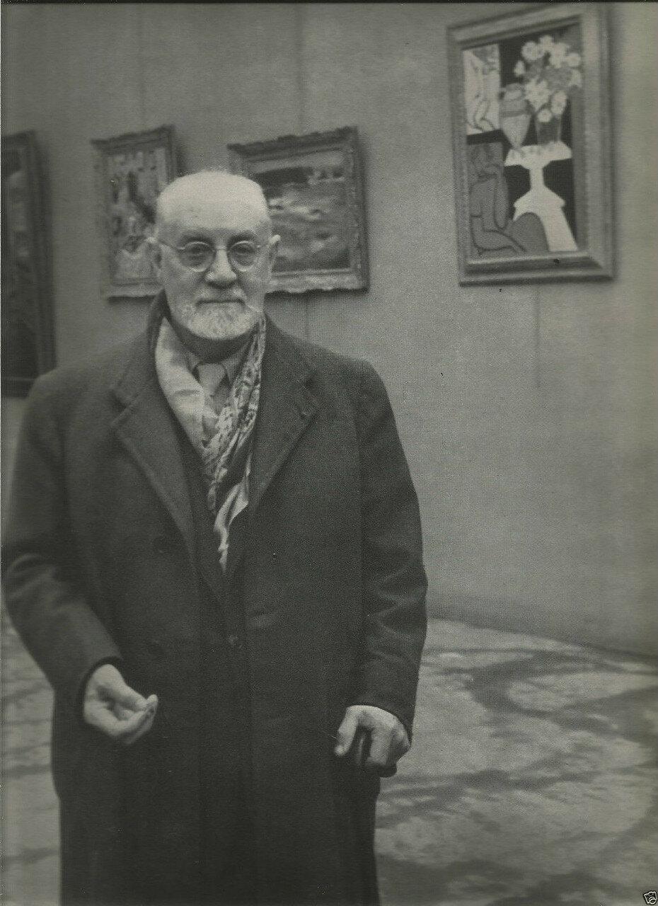 1945. Матисс в Осеннем салоне