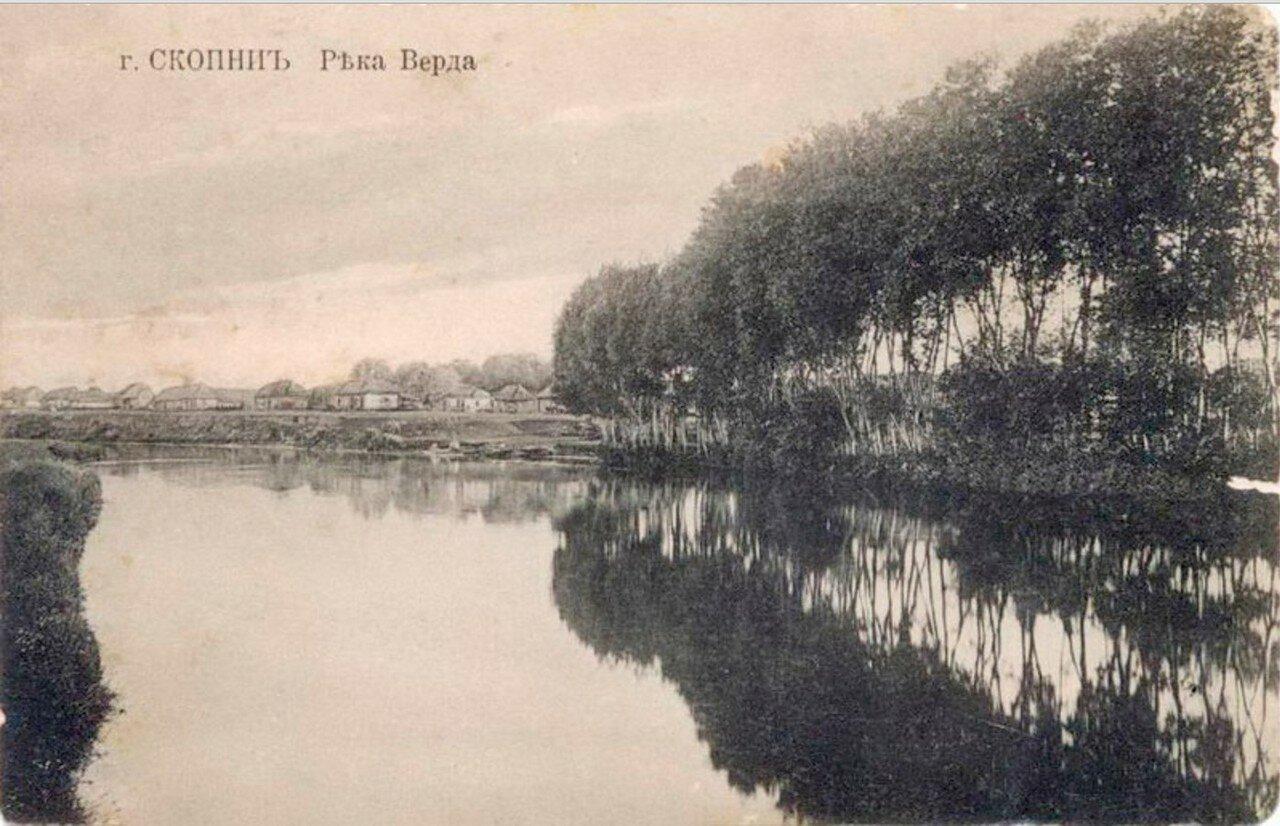 Река Вёрда
