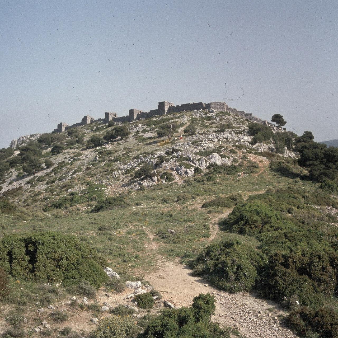 Эгосфены. Северные башни. IV в. до н.э.