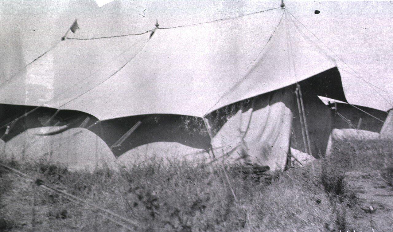 Бельгийская палатка