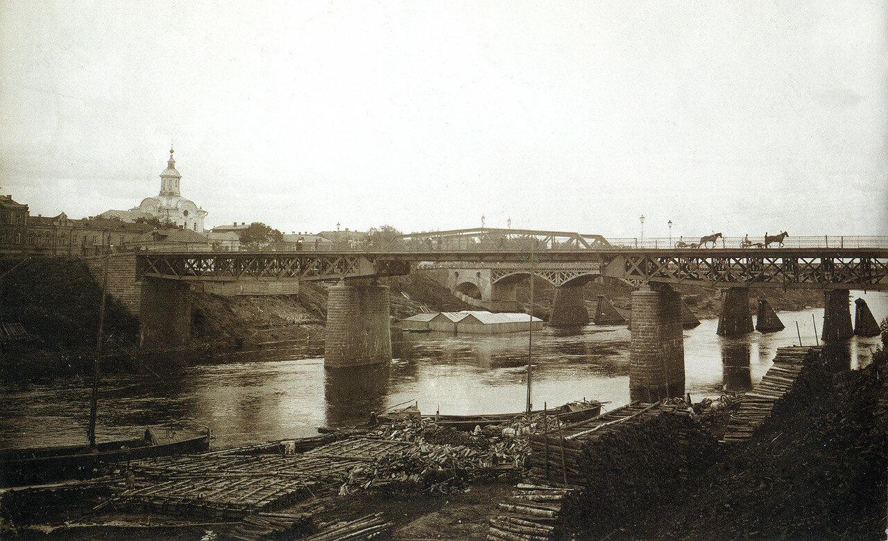 Мосты через Днепр. 1900-е
