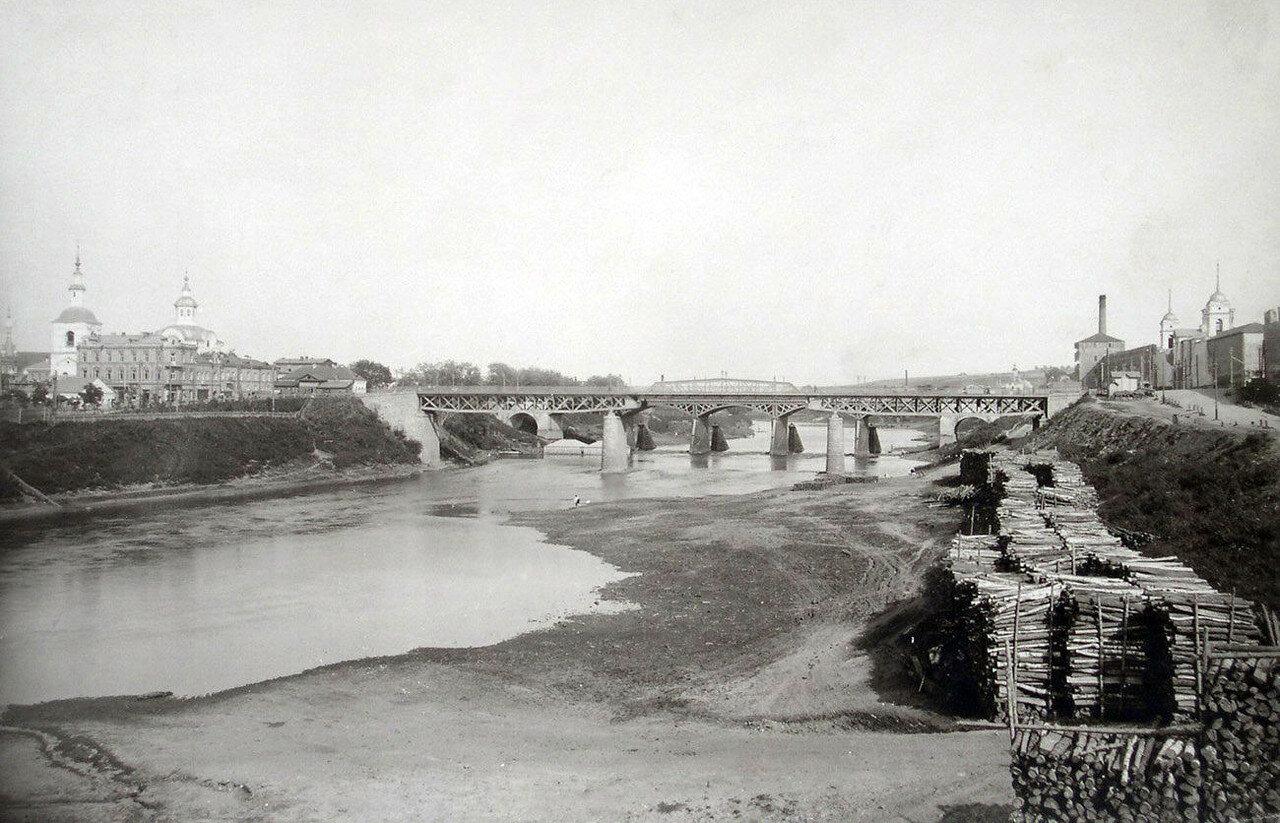 Мосты через Днепр. 1901