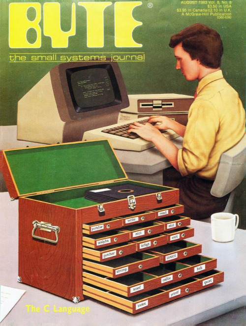 Magazine cover. Byte. August 1983.jpg