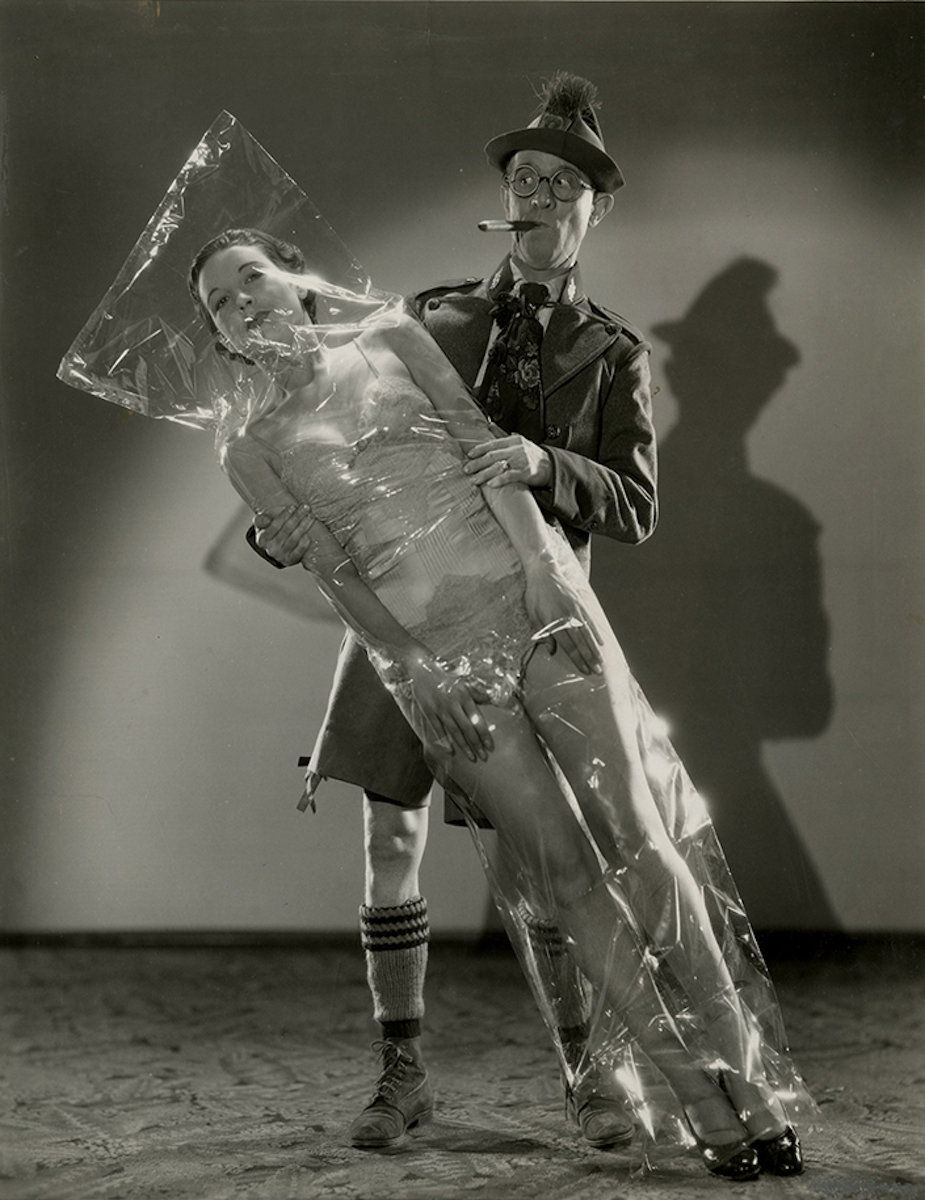 Robert Woolsey and Phyllis Barry photographed by Ernest A. Bachrach, 1933.jpg
