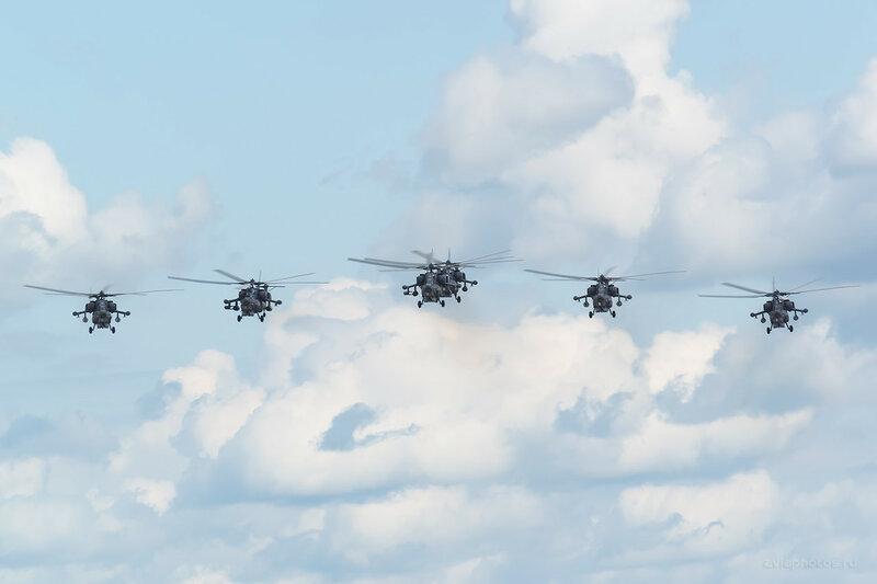 Миль Ми-28Н D809762
