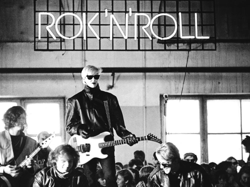 Русский рок, каким вы его не видели.