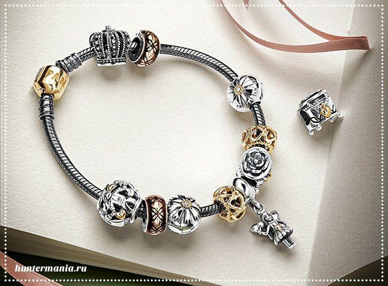 Пандора – оригинальные ювелирные украшения с историей