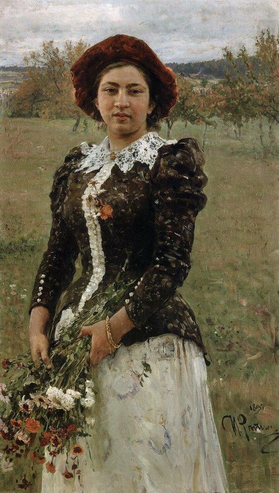 Осенний букет. 1892.jpg