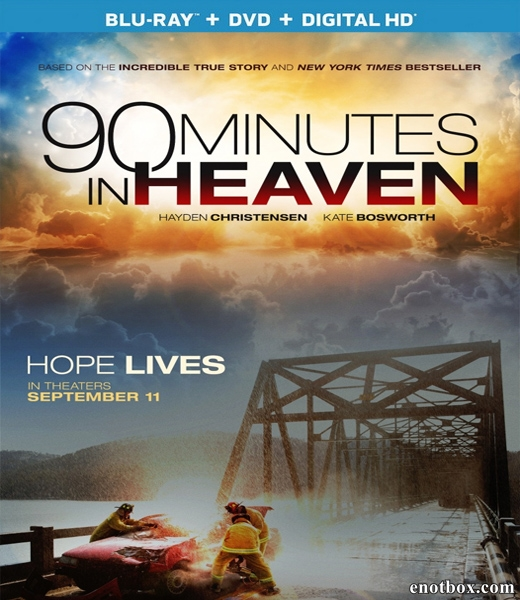 90 минут на небесах / 90 Minutes in Heaven (2015/BDRip/HDRip)