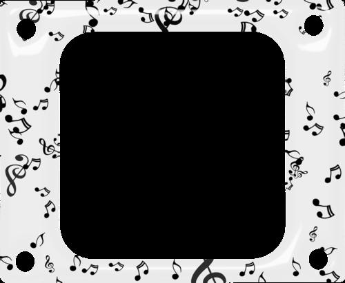 музыкальные рамки