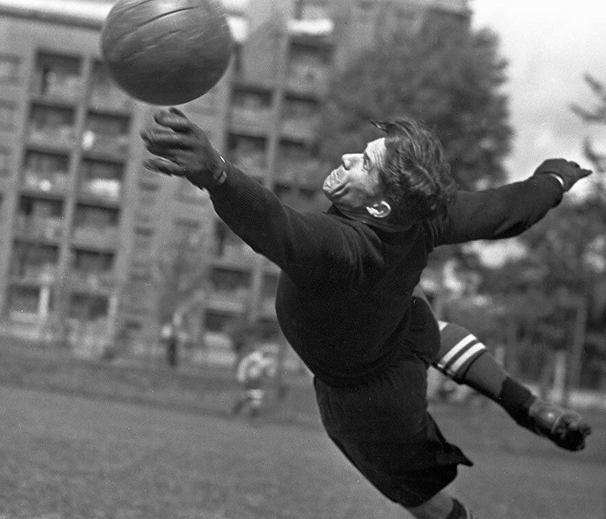 Футболист Хомич