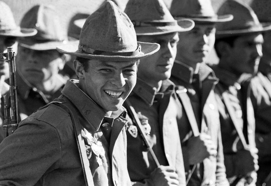 Афганская война 1979-1988 годов