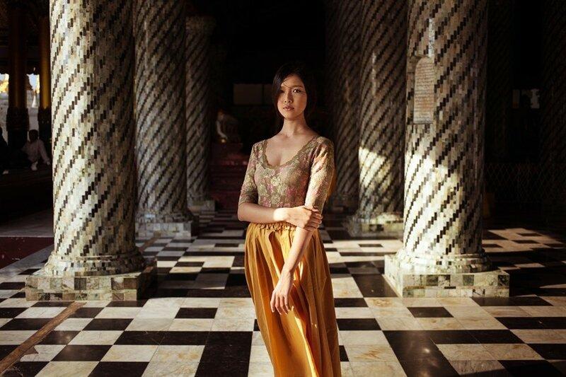 Михаэла Норок, «Атлас красоты»: 155 фотографий красивых женщин из 37 стран мира 0 1c6244 f6ebd580 XL