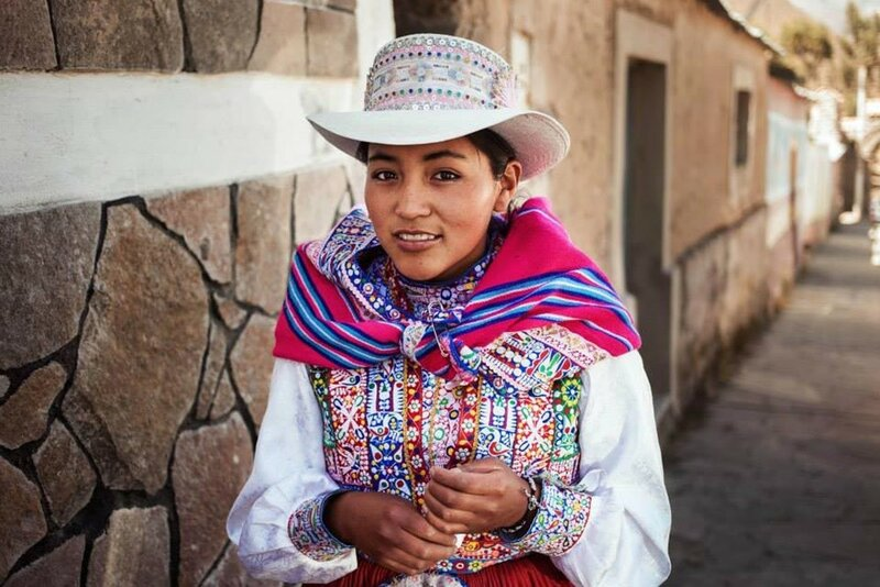 Михаэла Норок, «Атлас красоты»: 155 фотографий красивых женщин из 37 стран мира 0 1c6259 d50a022d XL