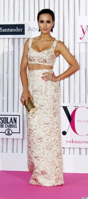 'Yo Dona' International Awards 2014 in Madrid