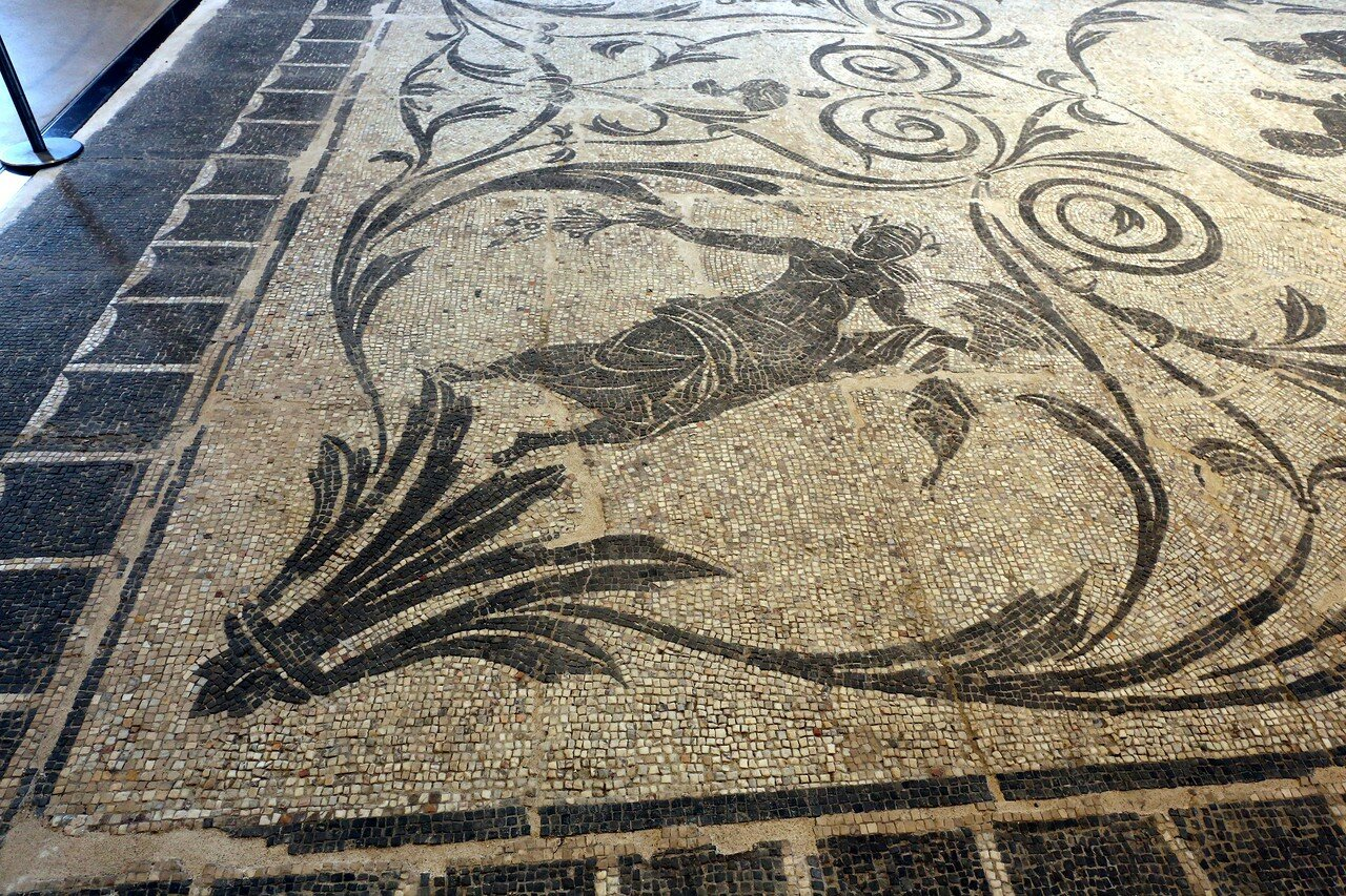Рим. Термы Диоклетиана. Национальный музей Рима