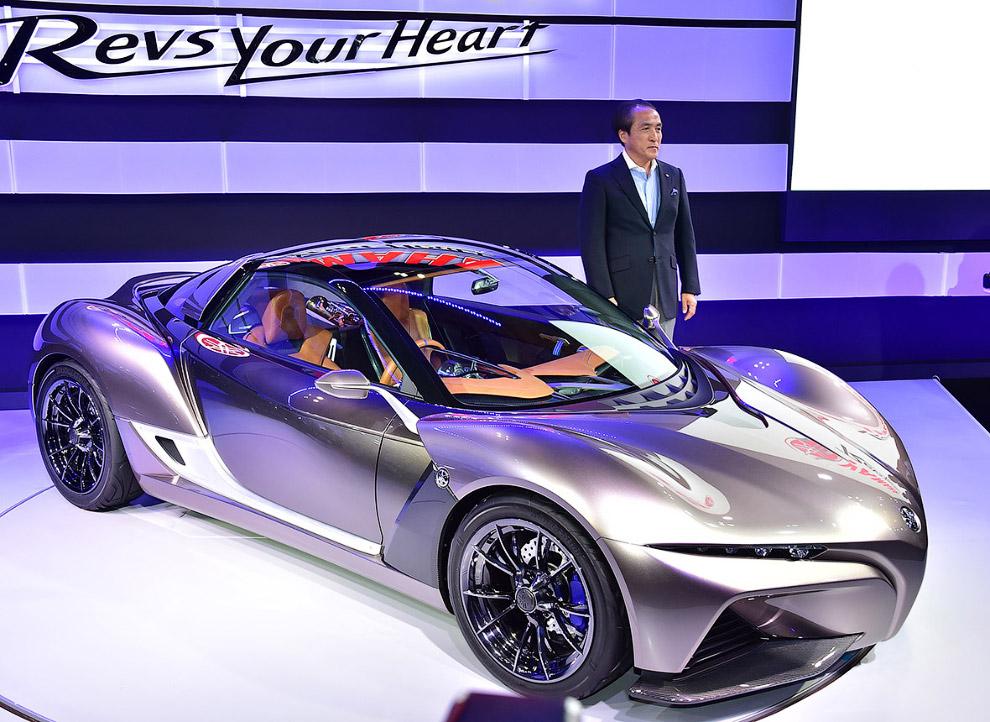 27. Subaru VIZIV. Он позволяет получить представление о том, как в будущем могут выглядеть молодёжны