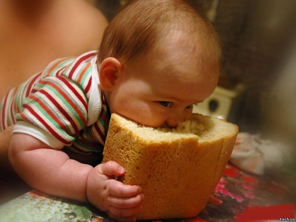1. Есть все с хлебом «Без хлеба невозможно насытиться!» — какая это глупость, чувак! «Ешь с хлебом!»