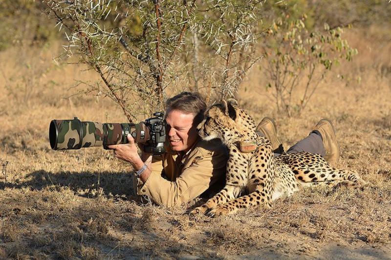 Почему фотограф дикой природы — лучшая работа на свете (28 фото)