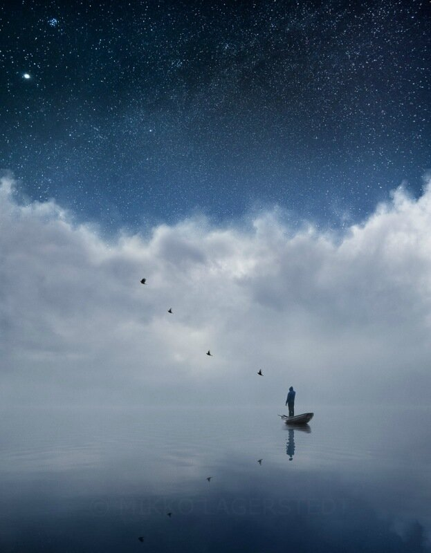 Сюрреалистичные фотографии ночного неба от Mikko Lagerstedt 0 230d4a 89db4394 XL