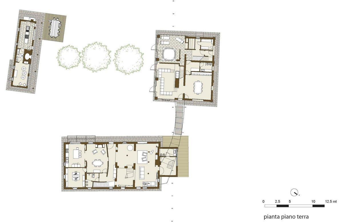 Bartoletti Cicognani, итальянская архитектура, итальянский стиль архитектуры, дом в итальянском стиле, итальянский проект дома, итальянские дома фото