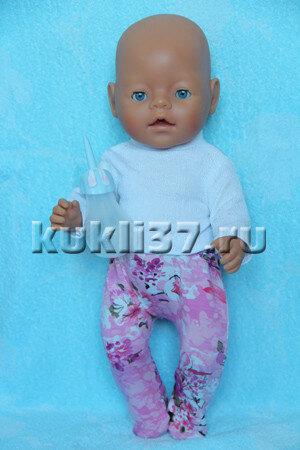 узкие ползунки для куклы