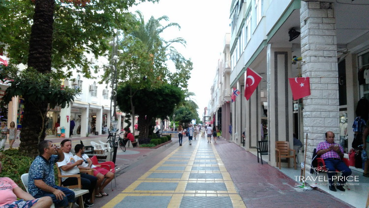 Улица Лиман Кемер