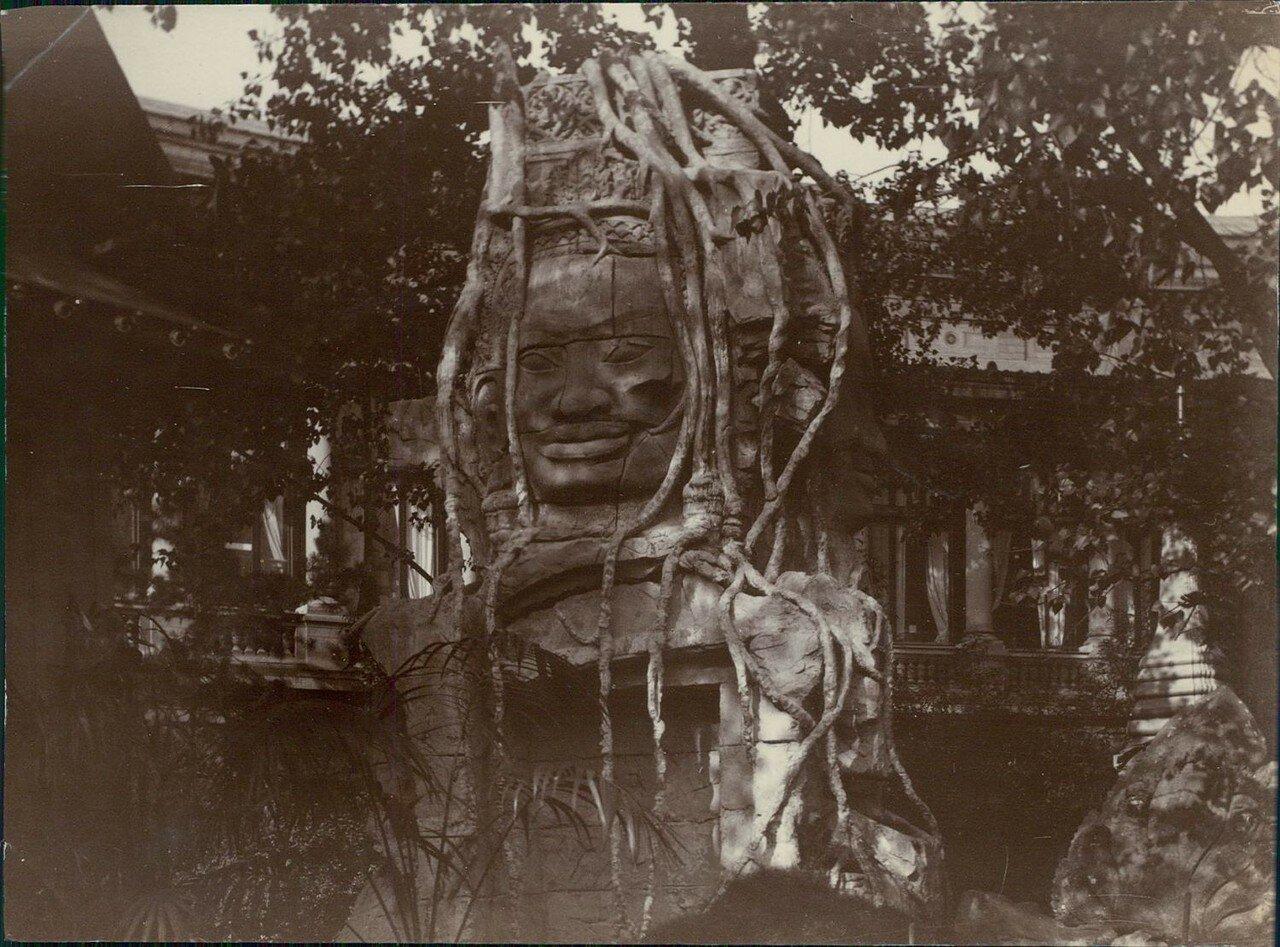 Павильон Камбоджи. Будда
