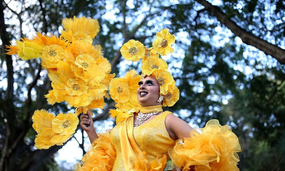 Ежегодный парад геев и лесбиянок в Сиднее