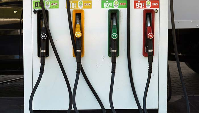 цены на бензин 2018