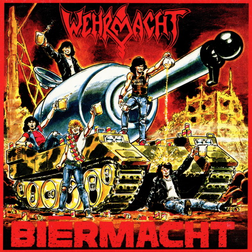 Wehrmacht (incl. Spazztic Blurr) - Discography (1987-2010)