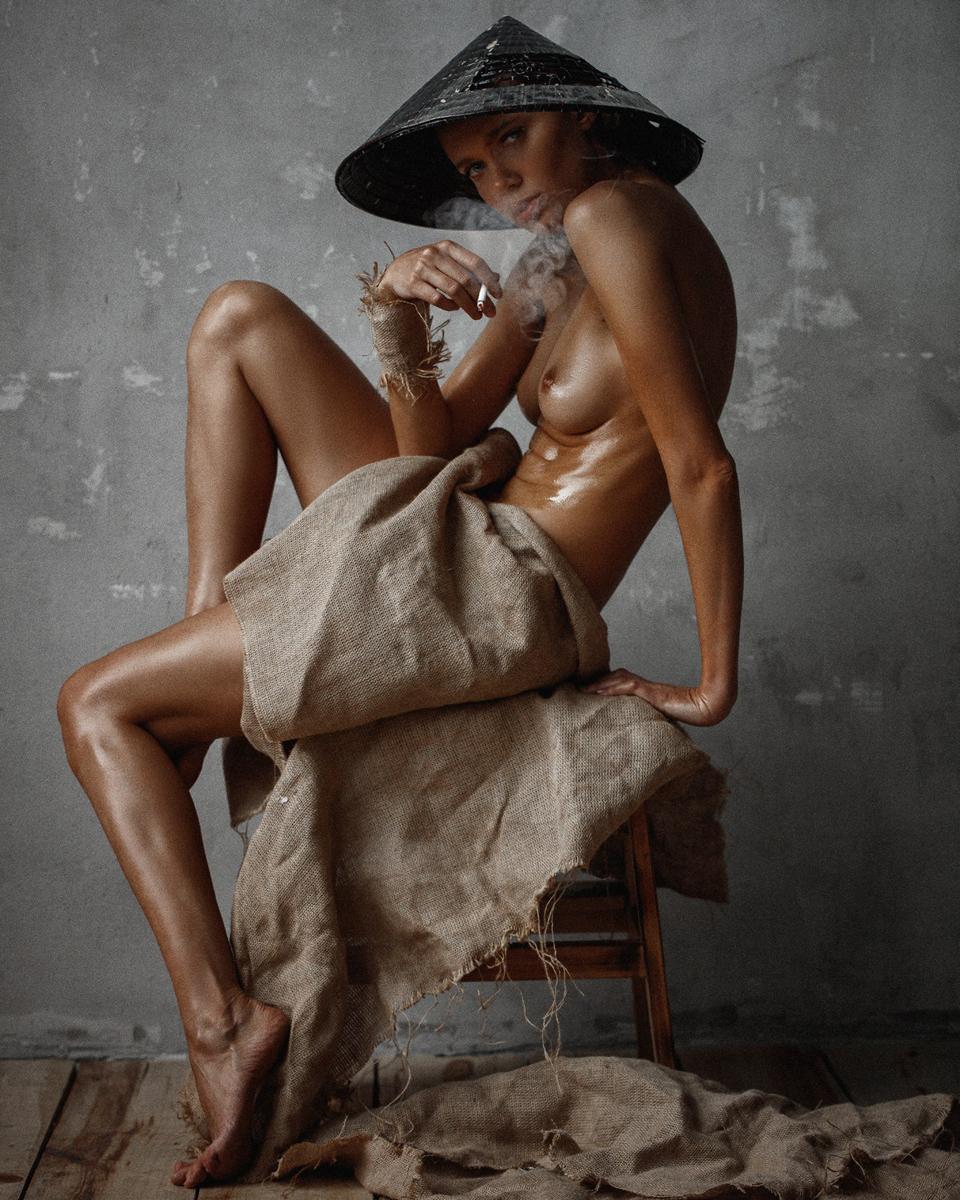 Оксана Чуча / фото Алексей Трифонов
