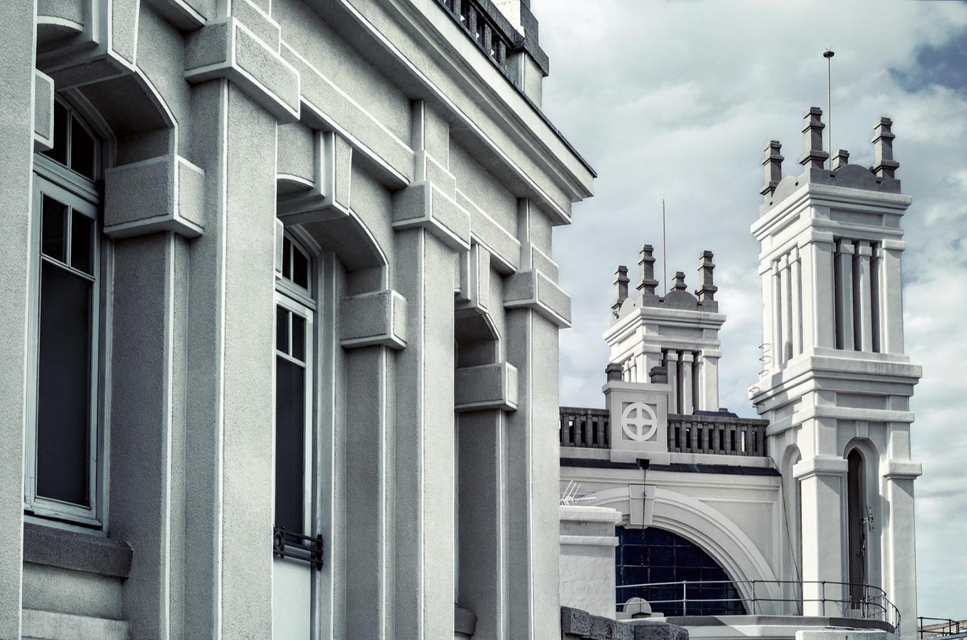 Архитектура Мадрида / Фотограф Jesus M.Chamizo