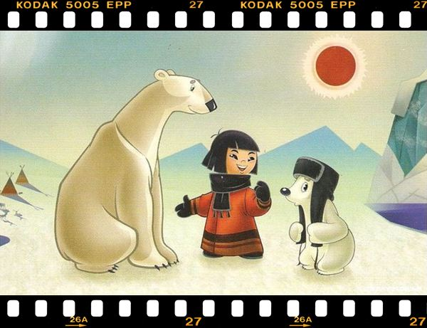Международный день полярного медведя. На севере