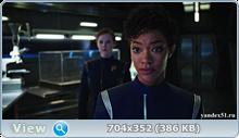 Звёздный путь: Дискавери / Star Trek: Discovery - Полный 1 сезон [2017, WEB-DLRip | WEB-DL 1080p] (SDI Media)