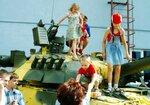 Детвора на танке