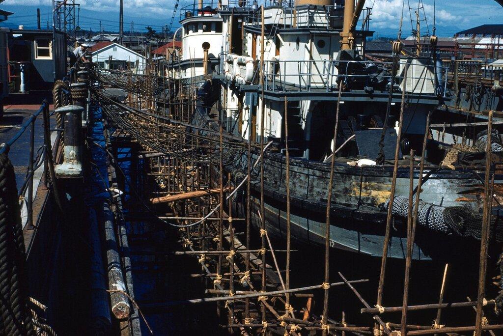 Shimizu Shipyard