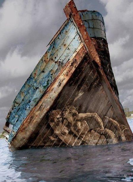 0 182c1a 8209648e orig - На мели: фото брошенных кораблей