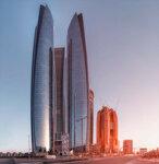Башни Этихад, Абу-Даби