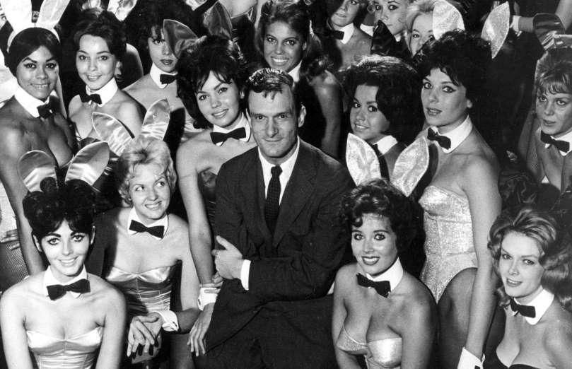 Хефнер хотел, чтобы Playboy выделялся из толпы и угождал городским, космополитическим мужчин