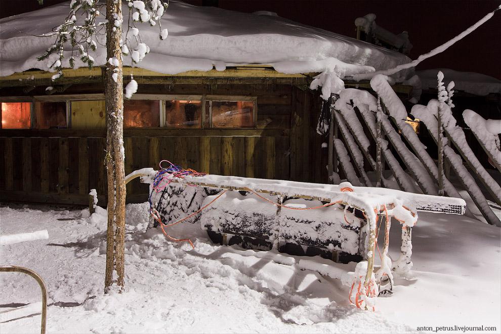 8. Крым, Ай-Петри, январь 2011: