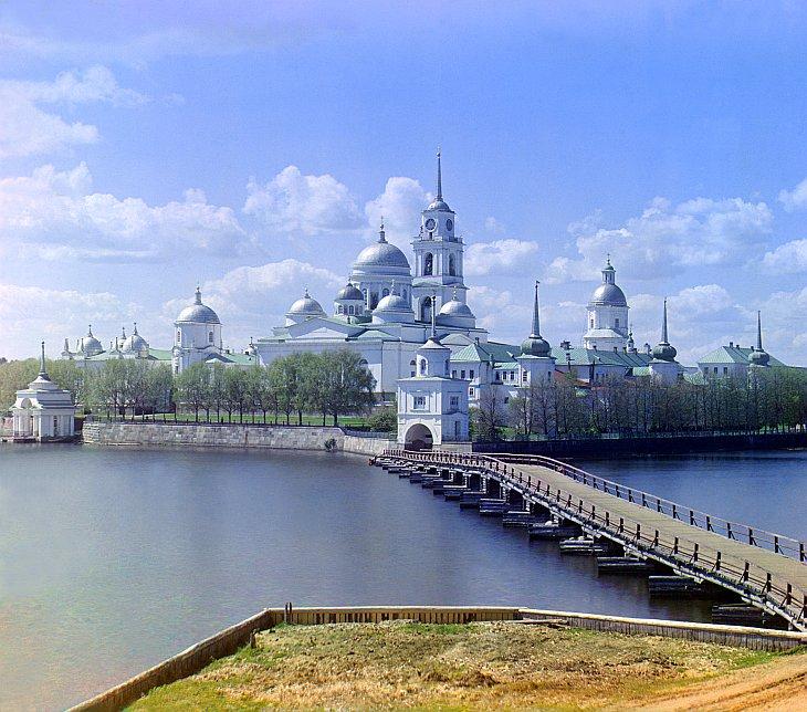 Контролёр на Мариинском канале, 1909 год. 84 года, из которых 66 лет на службе: