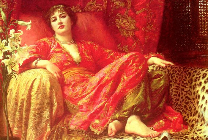 Роксолана   Вплоть до XVI века в гарем попадали девушки из России, Грузии, Хорв