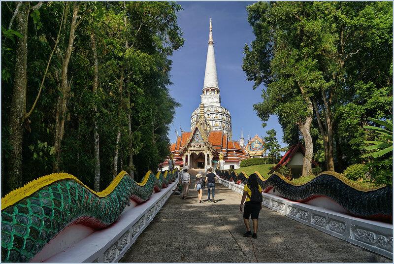 Храмовый комплекс Ват Банг Рианг