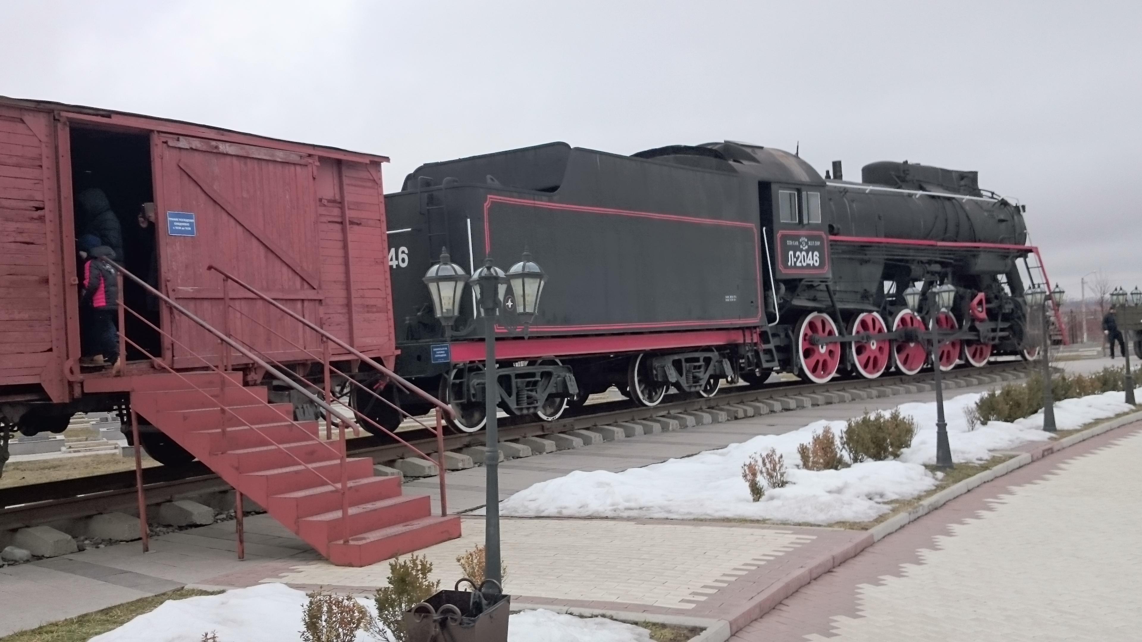 Зимний Нальчик 2018 + немного Адыгеи (много фото)