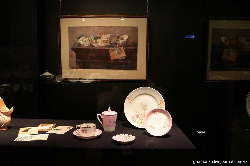 Выставка фарфора